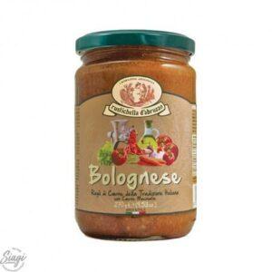 sauce bolognaise rustichella 270 g 1 300x300 - SAUCE BOLOGNAISE RUSTICHELLA 270 G